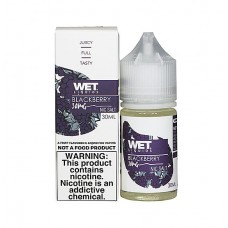 WET SALTS - BLACKBERRY - 30mL